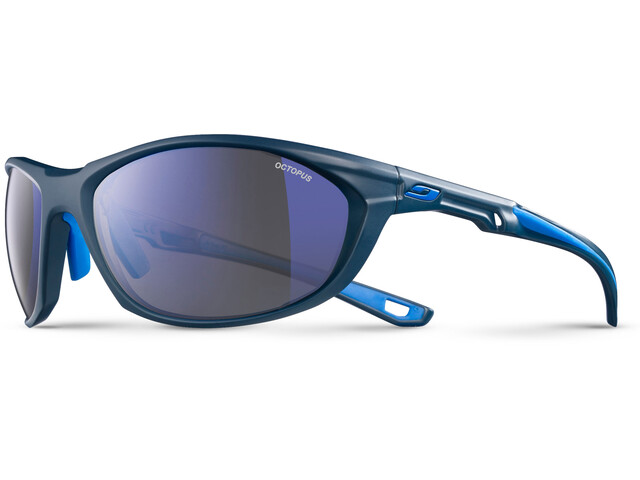 Julbo Race 2.0 Nautic Octopus Okulary przeciwsłoneczne, dark blue/blue-multilayer blue